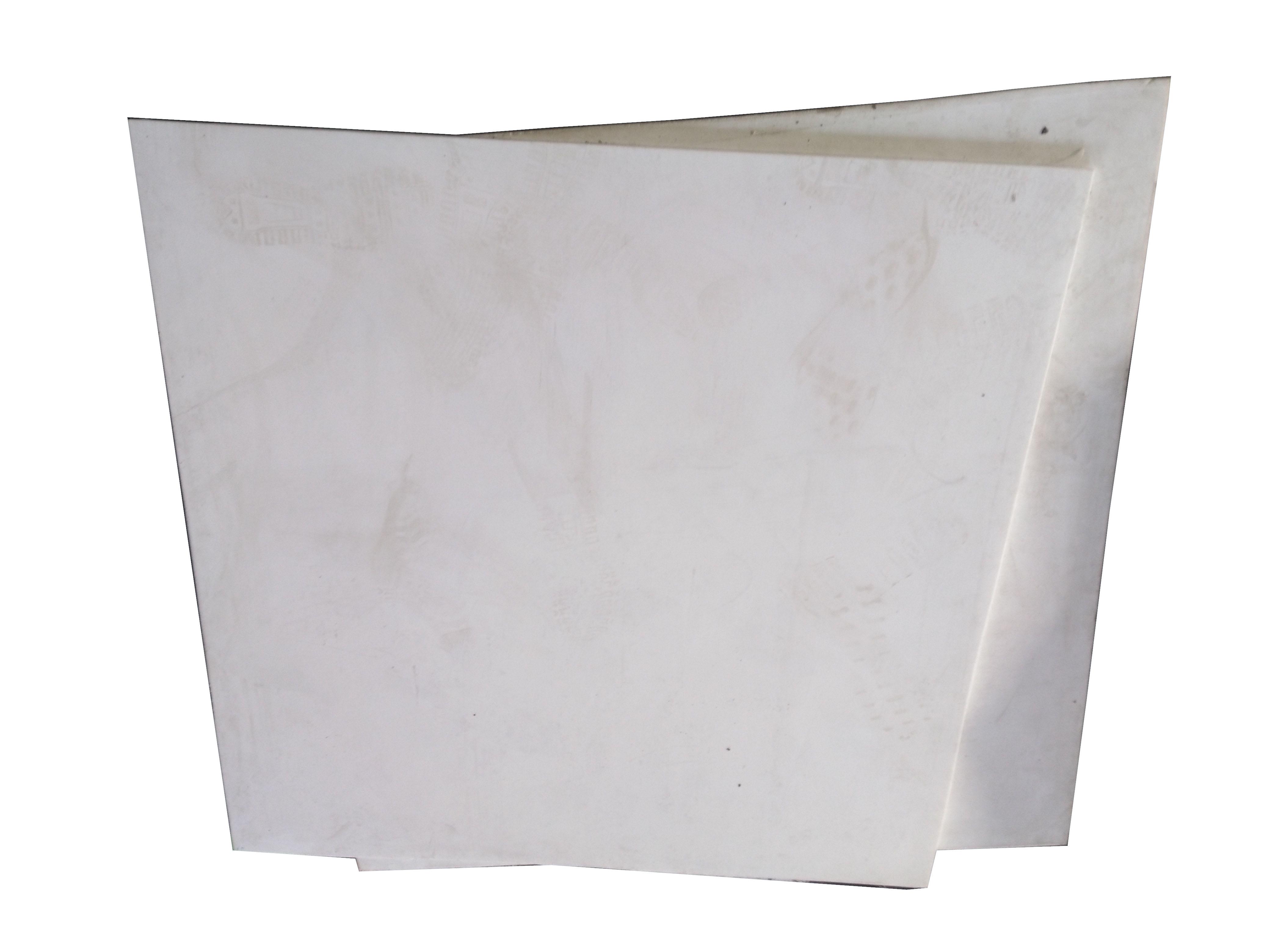聚四氟乙烯板特征